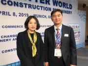 中铁装备董事长谭顺辉:扬威海外 打造中铁装备核心竞争力