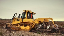 山推SD20-5推土机再销拉美市场.