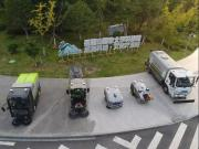 重磅!全球首个5G无人驾驶环卫机器人编队惊艳亮相岳麓山国家级大学城