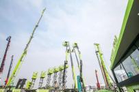 中联重科高空作业机械北京展发布新品 开幕当天签约3千万
