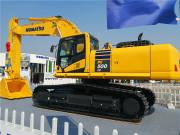 50吨级小松PC500LC-10M0挖掘机重磅发布