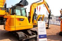 潜心力作:柳工全新一代F系列之906F挖掘机