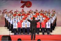 我爱你中国!山东临工2019年迎国庆职工合唱比赛隆重举行