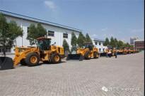 厦工N系装载机批量验收暨安全操作与维护保养专题培训会在莆田港顺利举行