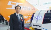 山推副总经理刘春朝:为市场量身打造高智能精品设备!
