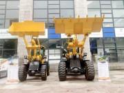 山推重磅亮相第九届上海国际固体废弃物、清洁专用设备与技术展览会