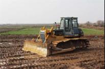 山推赋能高标准农田建设项目 江西用户情有独钟