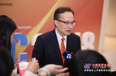 """施伟斌董事长呼吁创新,""""公路医生""""修路更要修心"""