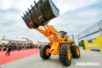全新外观 王者风范!晋工JGM757KN装载机升级上市