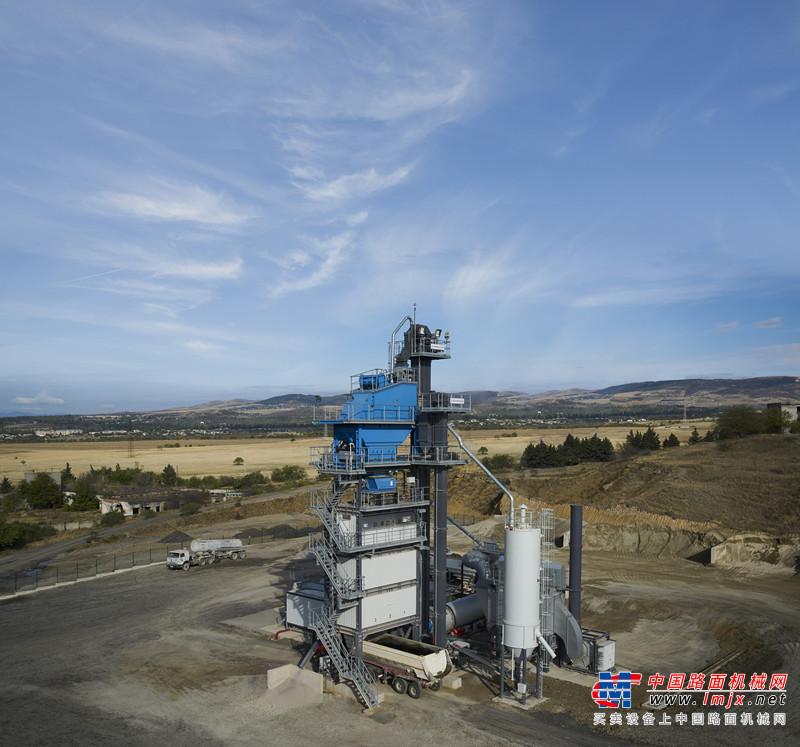 全新边宁荷夫ECO 沥青搅拌设备将在bauma 2019全球首秀