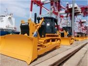 首季开门红 | 山推柬埔寨项目首批设备实现发运