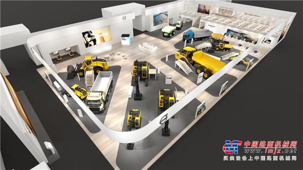 筑美好  知未来:沃尔沃将携电气化最新研发成果亮相2019德国宝马展