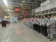 营造质量文化氛围 打造高质量发展新引擎 华菱汽车举行首届装配质量零缺陷之星表彰大会