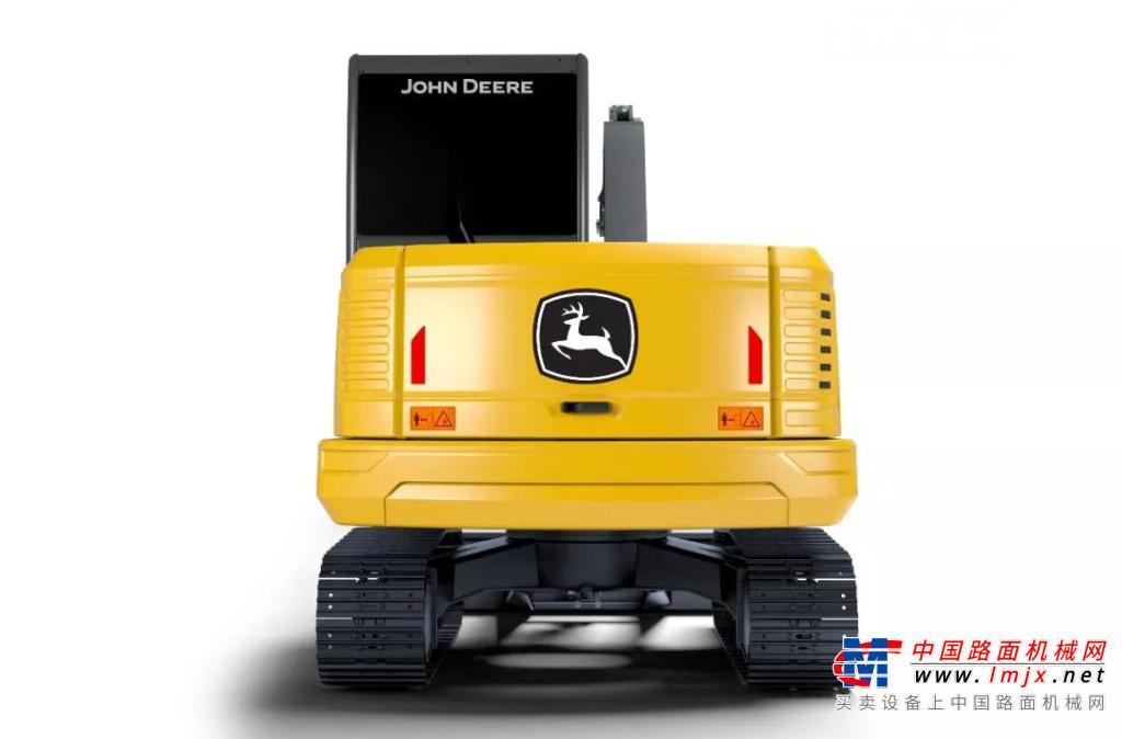 约翰迪尔公司在中国推出E18zs和E60迷你型挖掘机