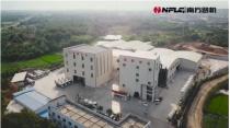 南方路机制砂干混整体解决方案应用于浙江龙游通衢建材有限公司