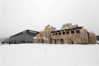 山工机械:雪中青州,美不胜收!