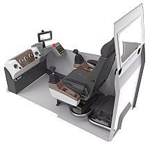 Happy News:新空间、新体验,三一25吨汽车起重机上车操纵室要升级啦