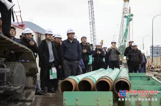 上海金泰SX系列双轮铣产品技术交流会暨现场签约仪式在杭州富春江边隆重举行