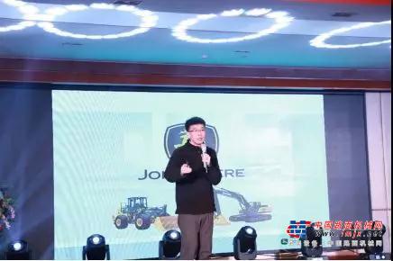 2019约翰迪尔品质见证之旅——山东济南站