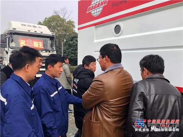 纵横有道·中国创造:达刚路机2019推介会(江苏站)圆满召开!