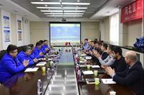 俄罗斯经销商代表访问河北宣工