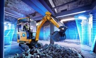 JCB发布电动微挖 最快两小时内完成充电
