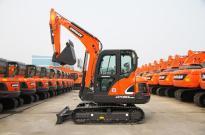 为中国市场注入新活力 斗山三款9C升级产品成功下线