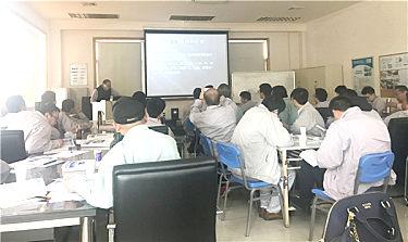 为技能加分!日工2019年沥青拌合设备技术培训会在上海举行