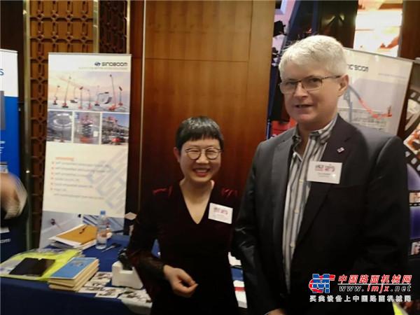 星邦重工赞助IPAF2019年年度峰会并获年度产品大奖提名