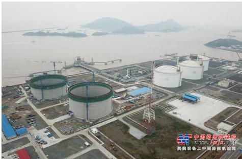 国内最大LNG储罐上海开建,建成可供气84亿立方