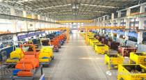 方圆:建设机械有限公司 加强精益管理 促进春季生产