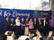 杭叉在曼谷举行东南亚公司新址开业庆典