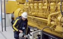 CAT®(卡特)柴油发电机组为春晚红包护航