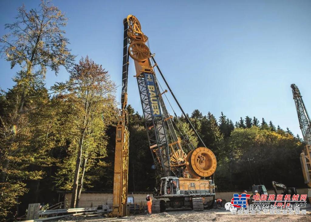 2019德国宝马展先睹为快:德国宝峨将呈现专业基础工程的尖端技术