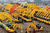 2月份数据:挖掘机、装载机继续增长,推土机、平地机下滑