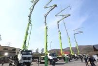 中联重科混凝土机械全国巡展登陆南京 智能产品获点赞