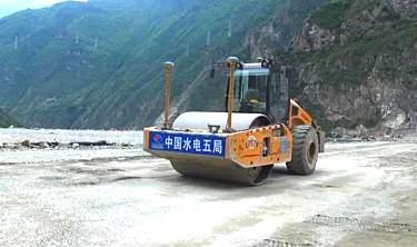 三一无人驾驶压路机多次参与国家工程建设 实现无偏差作业