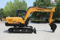 恒特HT70履带挖掘机产品介绍