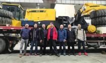 助力一带一路国家工业化水平 国机重工SKD项目首批设备交付