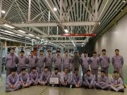 华菱星马:一支年轻的学习型团队——记集团公司先进班组发动机分公司总装车间内装线