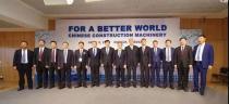【2019德国宝马展】邹雪松出席中国工程机械品牌国际推广活动并接受人民日报专访