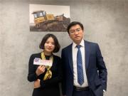 山推股份总经理张民:精准发力,打开海外市场新局面