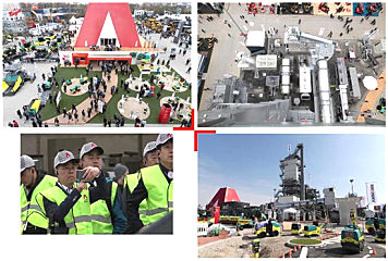 Ammann way! 安迈在bauma 2019用独特的方式庆祝150周年