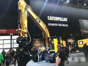 卡特彼勒创新设备、技术与服务亮相2019德国宝马展,强大阵容创历届之最