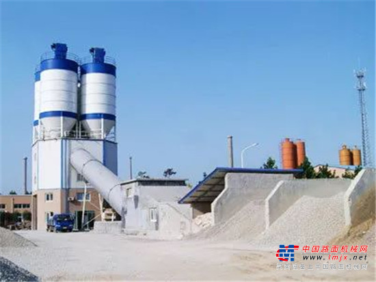 仕高玛 :混凝土搅拌站生产原料的管理