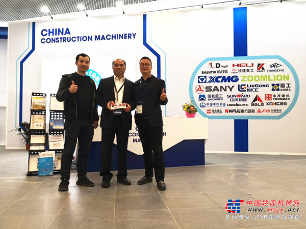 bauma 2019:中国路面机械网&Global-CE联袂出击,奉献精彩的视觉盛宴