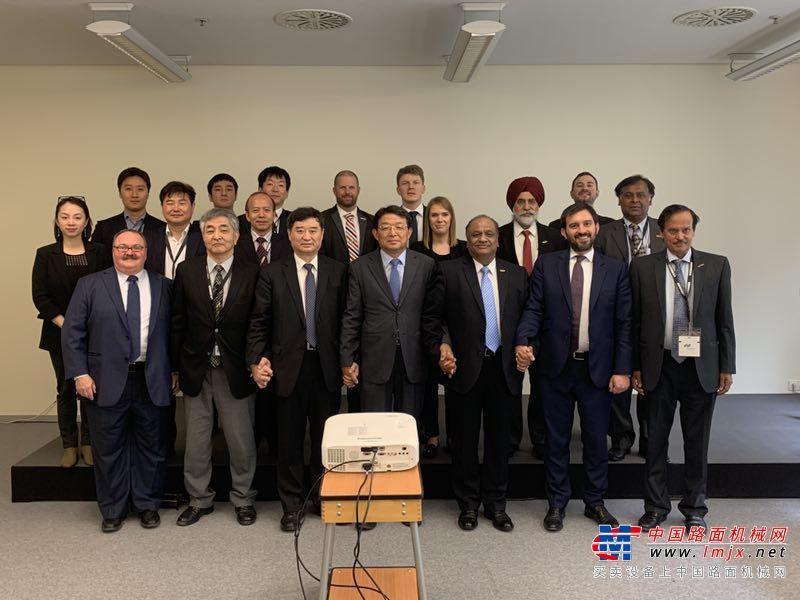 苏子孟秘书长出席洲际协会委员会(IAC)工作会议