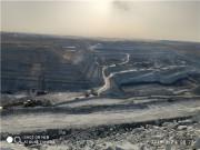 """迎着""""沙尘暴"""",山河智能测试团队走进鄂尔多斯煤矿"""