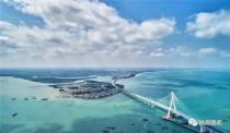 最美海南:直通国家级历史名镇的跨海大桥,再创中国之最