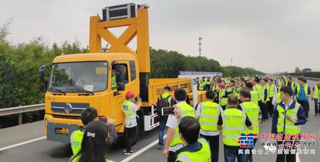 高远圣工:强强联合!预警防撞车吸引全国千名交通从业者关注